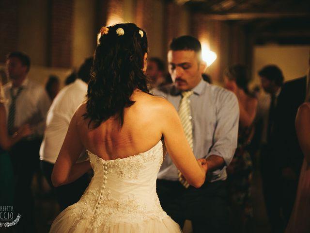 Il matrimonio di Claudio e Paola a Poirino, Torino 64