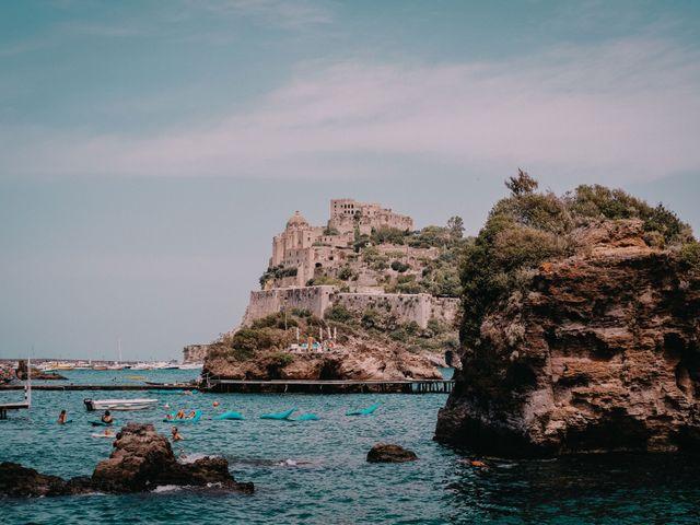 Il matrimonio di Gianluca e Stefania a Ischia, Napoli 1