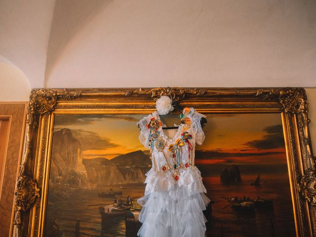 Il matrimonio di Gianluca e Stefania a Ischia, Napoli 3