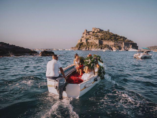 Il matrimonio di Gianluca e Stefania a Ischia, Napoli 61