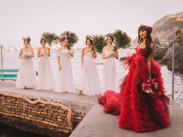 Il matrimonio di Gianluca e Stefania a Ischia, Napoli 63