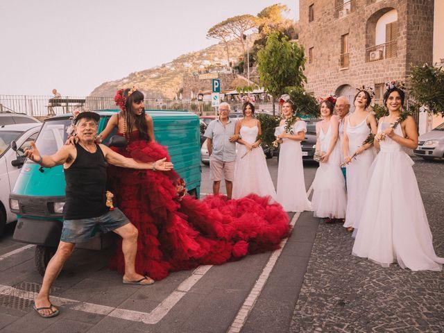 Il matrimonio di Gianluca e Stefania a Ischia, Napoli 64
