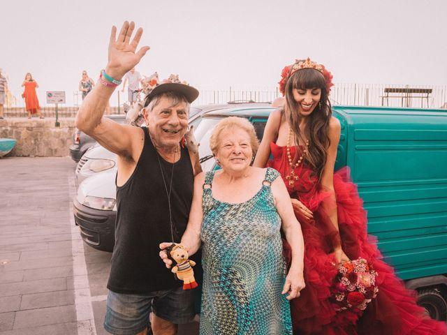 Il matrimonio di Gianluca e Stefania a Ischia, Napoli 65