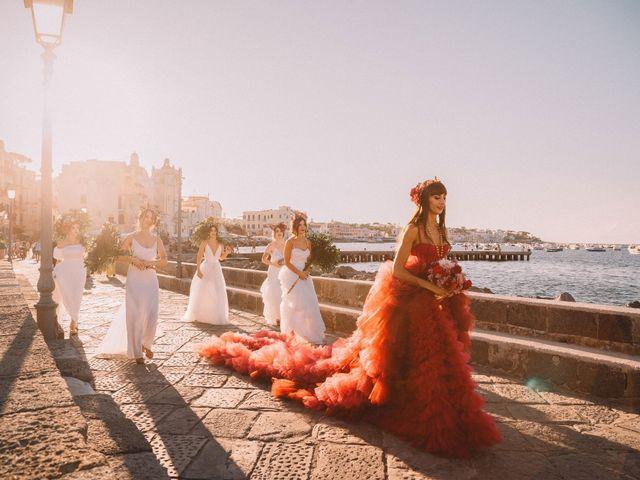 Il matrimonio di Gianluca e Stefania a Ischia, Napoli 67