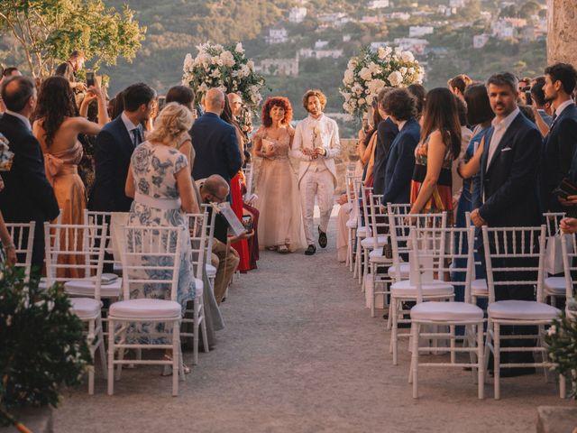 Il matrimonio di Gianluca e Stefania a Ischia, Napoli 74