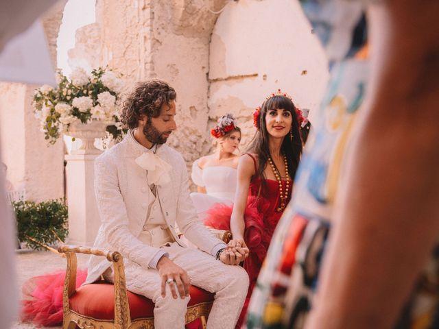 Il matrimonio di Gianluca e Stefania a Ischia, Napoli 76
