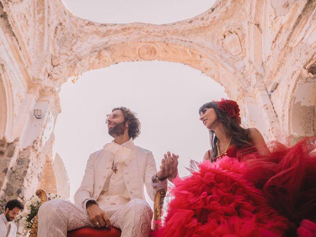Il matrimonio di Gianluca e Stefania a Ischia, Napoli 77
