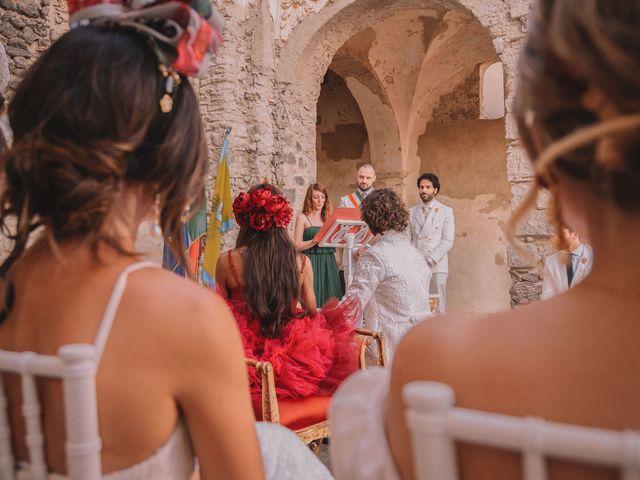 Il matrimonio di Gianluca e Stefania a Ischia, Napoli 79