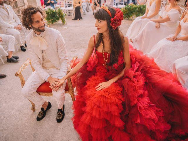 Il matrimonio di Gianluca e Stefania a Ischia, Napoli 86