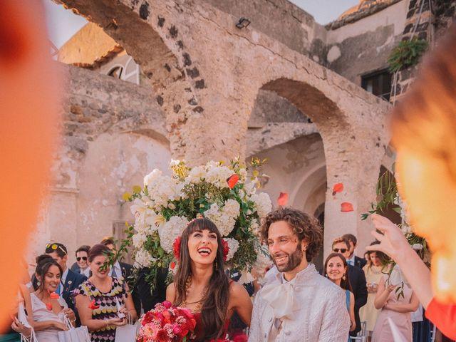 Il matrimonio di Gianluca e Stefania a Ischia, Napoli 93