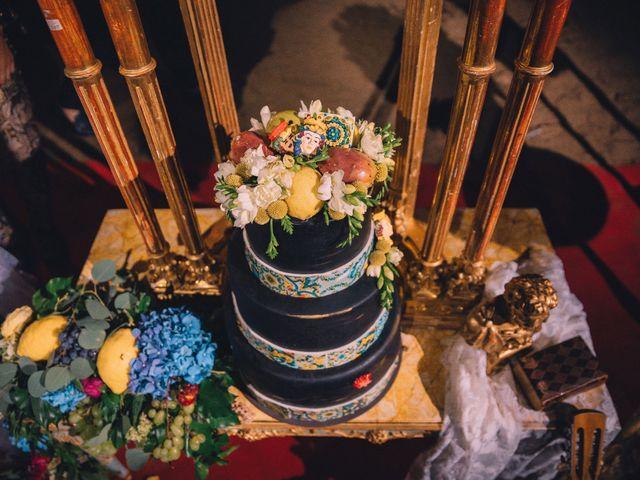 Il matrimonio di Gianluca e Stefania a Ischia, Napoli 109