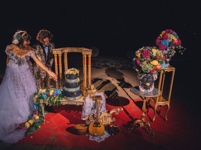 Il matrimonio di Gianluca e Stefania a Ischia, Napoli 111