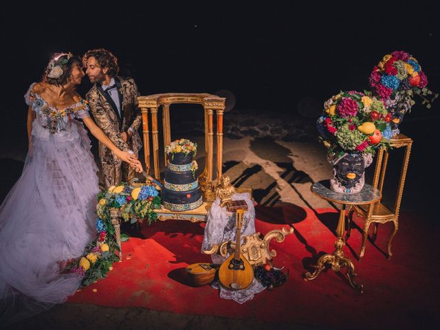 Il matrimonio di Gianluca e Stefania a Ischia, Napoli 112