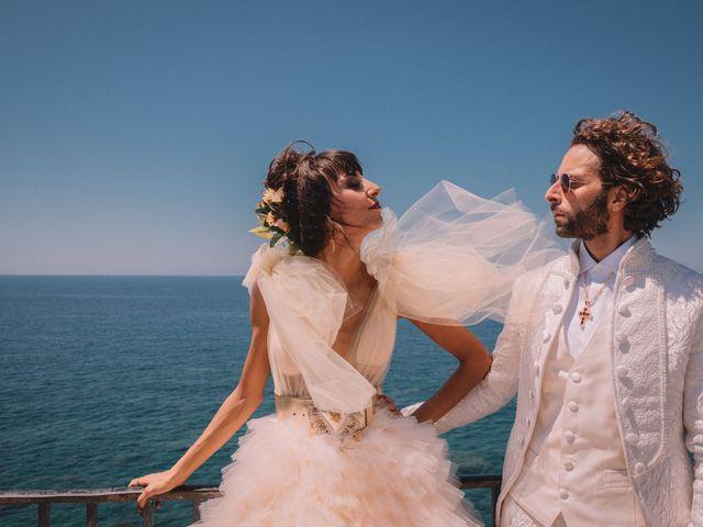 Il matrimonio di Gianluca e Stefania a Ischia, Napoli 113