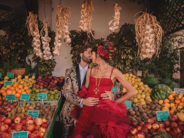 Il matrimonio di Gianluca e Stefania a Ischia, Napoli 121