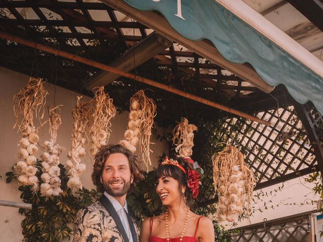 Il matrimonio di Gianluca e Stefania a Ischia, Napoli 124