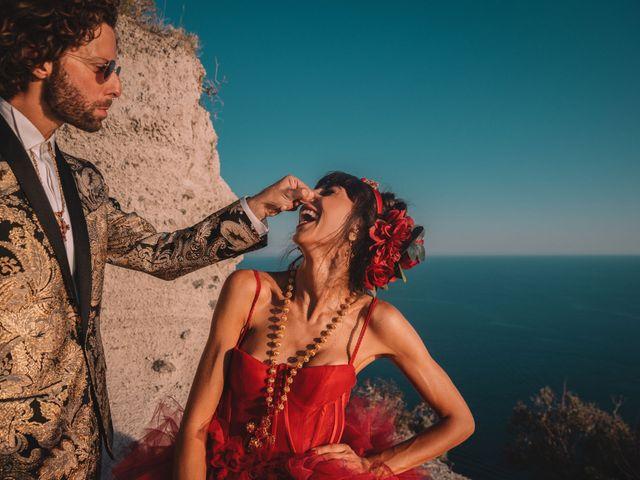 Il matrimonio di Gianluca e Stefania a Ischia, Napoli 126