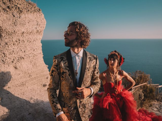 Il matrimonio di Gianluca e Stefania a Ischia, Napoli 128
