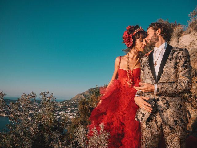 Il matrimonio di Gianluca e Stefania a Ischia, Napoli 131