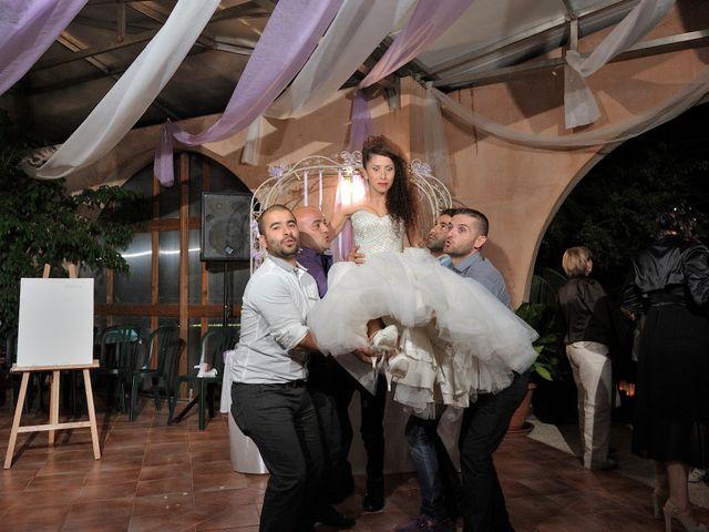 Il matrimonio di Matteo e Federica a Baunei, Nuoro 29