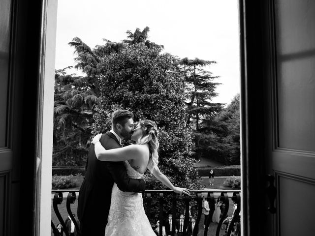 Le nozze di Federica e Alfonso