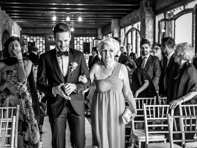 Il matrimonio di Dario e Anissa a Ispra, Varese 12