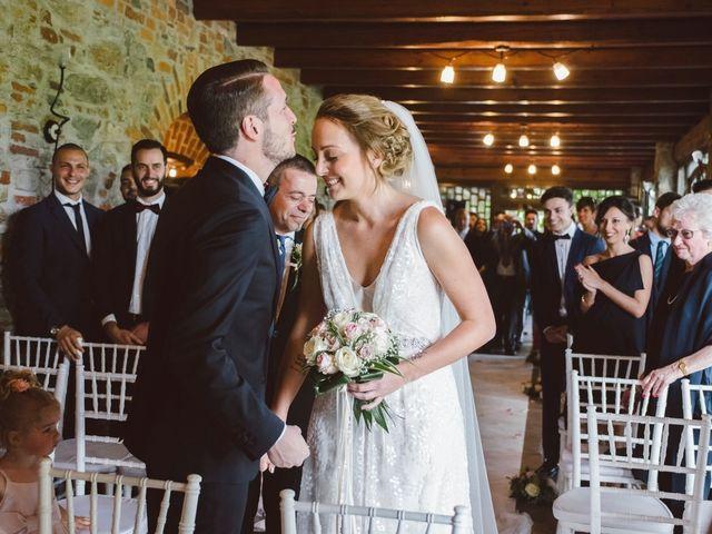 Il matrimonio di Dario e Anissa a Ispra, Varese 14