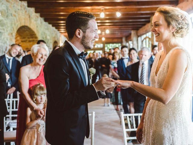 Il matrimonio di Dario e Anissa a Ispra, Varese 16