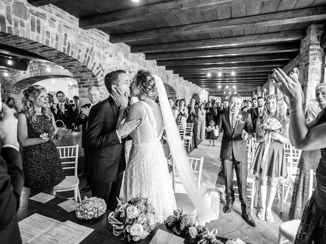 Il matrimonio di Dario e Anissa a Ispra, Varese 17