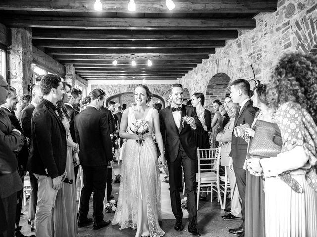 Il matrimonio di Dario e Anissa a Ispra, Varese 18
