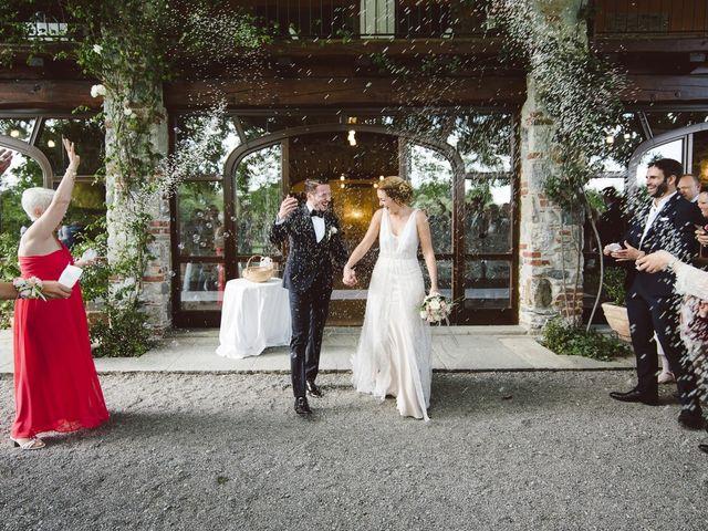 Il matrimonio di Dario e Anissa a Ispra, Varese 20