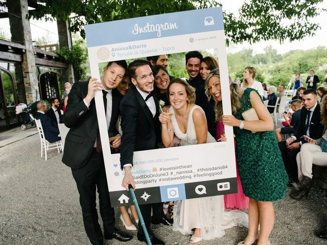 Il matrimonio di Dario e Anissa a Ispra, Varese 21