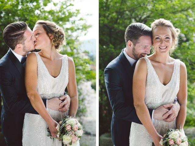 Il matrimonio di Dario e Anissa a Ispra, Varese 23