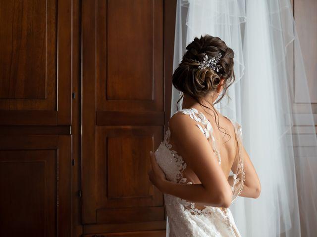 Il matrimonio di Bryan e Alessia a Pombia, Novara 6