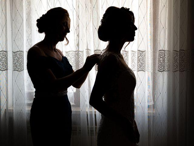 Il matrimonio di Bryan e Alessia a Pombia, Novara 7