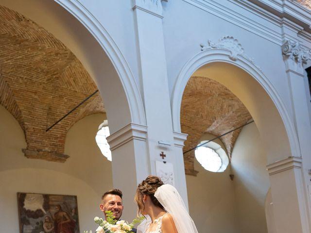 Il matrimonio di Bryan e Alessia a Pombia, Novara 15
