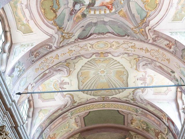 Il matrimonio di Bryan e Alessia a Pombia, Novara 16