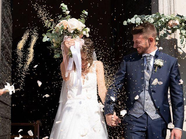 Il matrimonio di Bryan e Alessia a Pombia, Novara 17