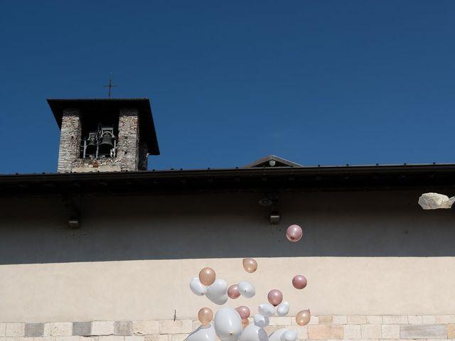Il matrimonio di Bryan e Alessia a Pombia, Novara 18