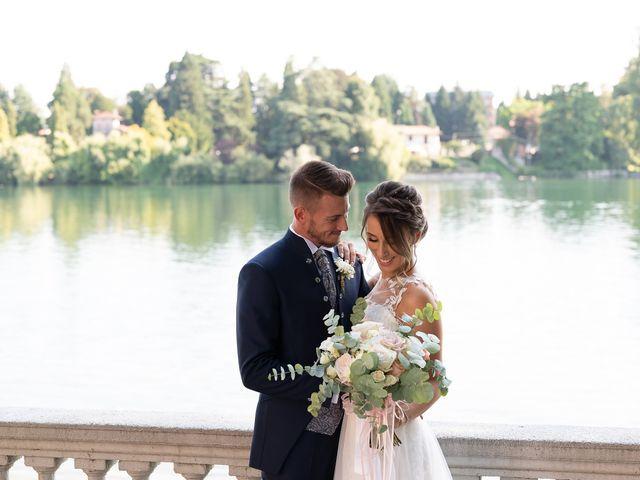 Il matrimonio di Bryan e Alessia a Pombia, Novara 19