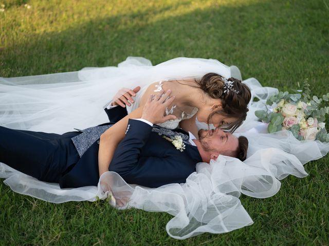 Il matrimonio di Bryan e Alessia a Pombia, Novara 23