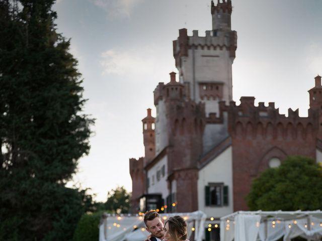 Il matrimonio di Bryan e Alessia a Pombia, Novara 25