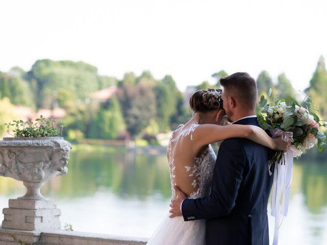 Il matrimonio di Bryan e Alessia a Pombia, Novara 26