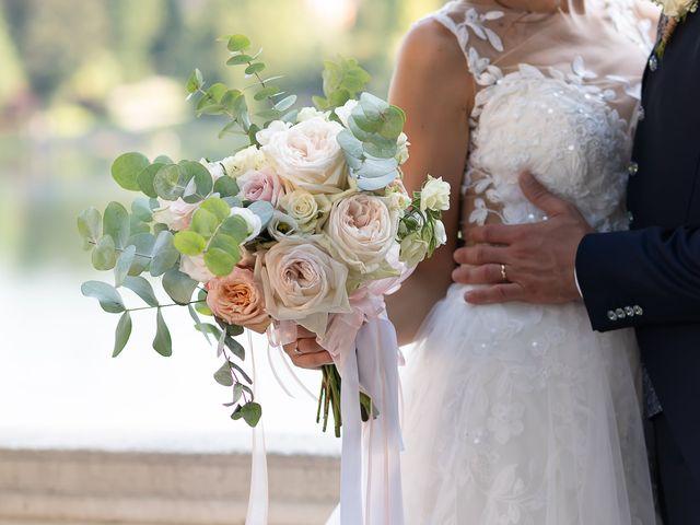 Il matrimonio di Bryan e Alessia a Pombia, Novara 27