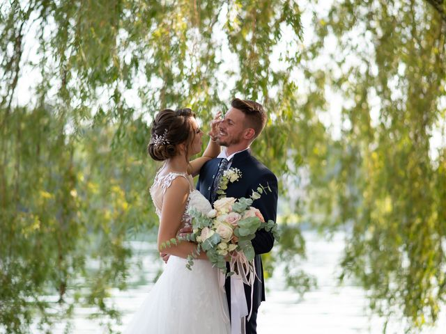 Il matrimonio di Bryan e Alessia a Pombia, Novara 31