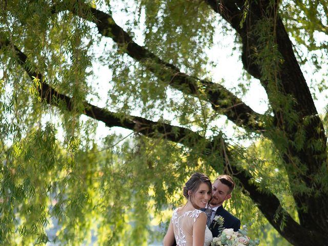 Il matrimonio di Bryan e Alessia a Pombia, Novara 32