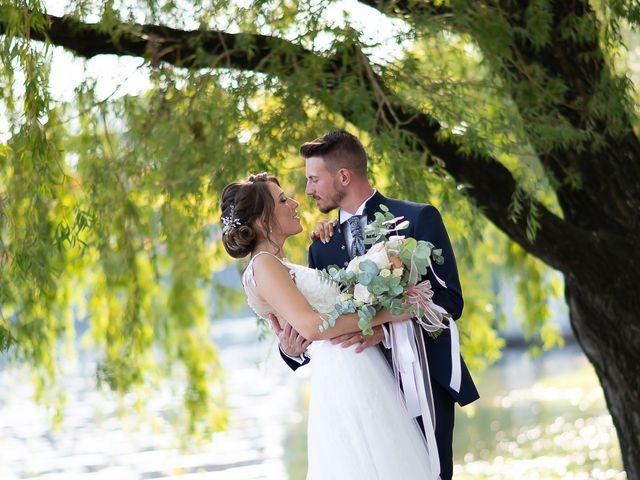 Il matrimonio di Bryan e Alessia a Pombia, Novara 33