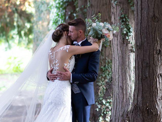 Il matrimonio di Bryan e Alessia a Pombia, Novara 35