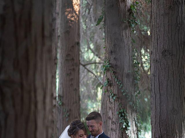 Il matrimonio di Bryan e Alessia a Pombia, Novara 37