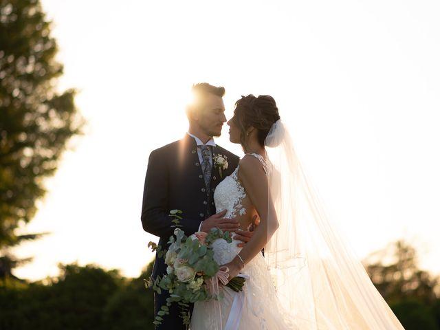 Il matrimonio di Bryan e Alessia a Pombia, Novara 39